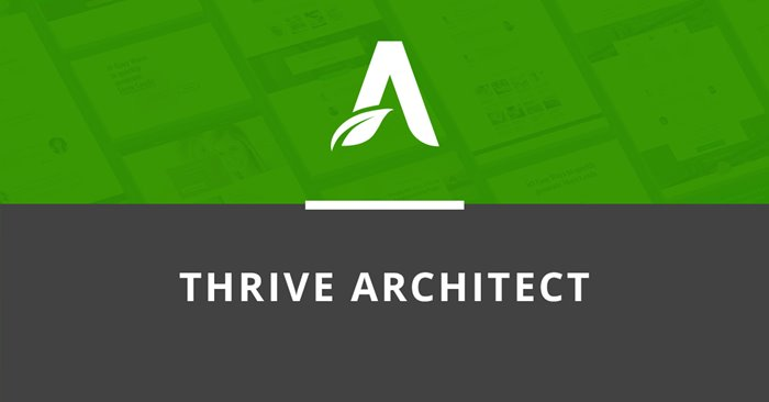 Thrive Architect: Best custom fonts and typography plugin for WordPress in 2019