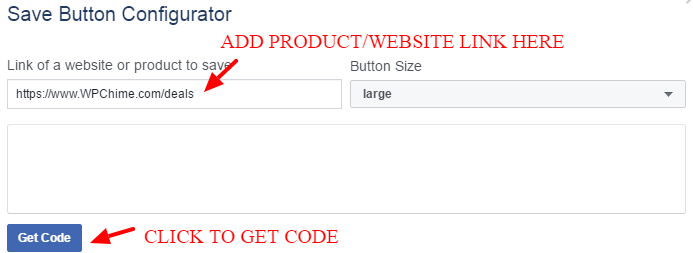 How to add Facebook save button on your WordPress blog