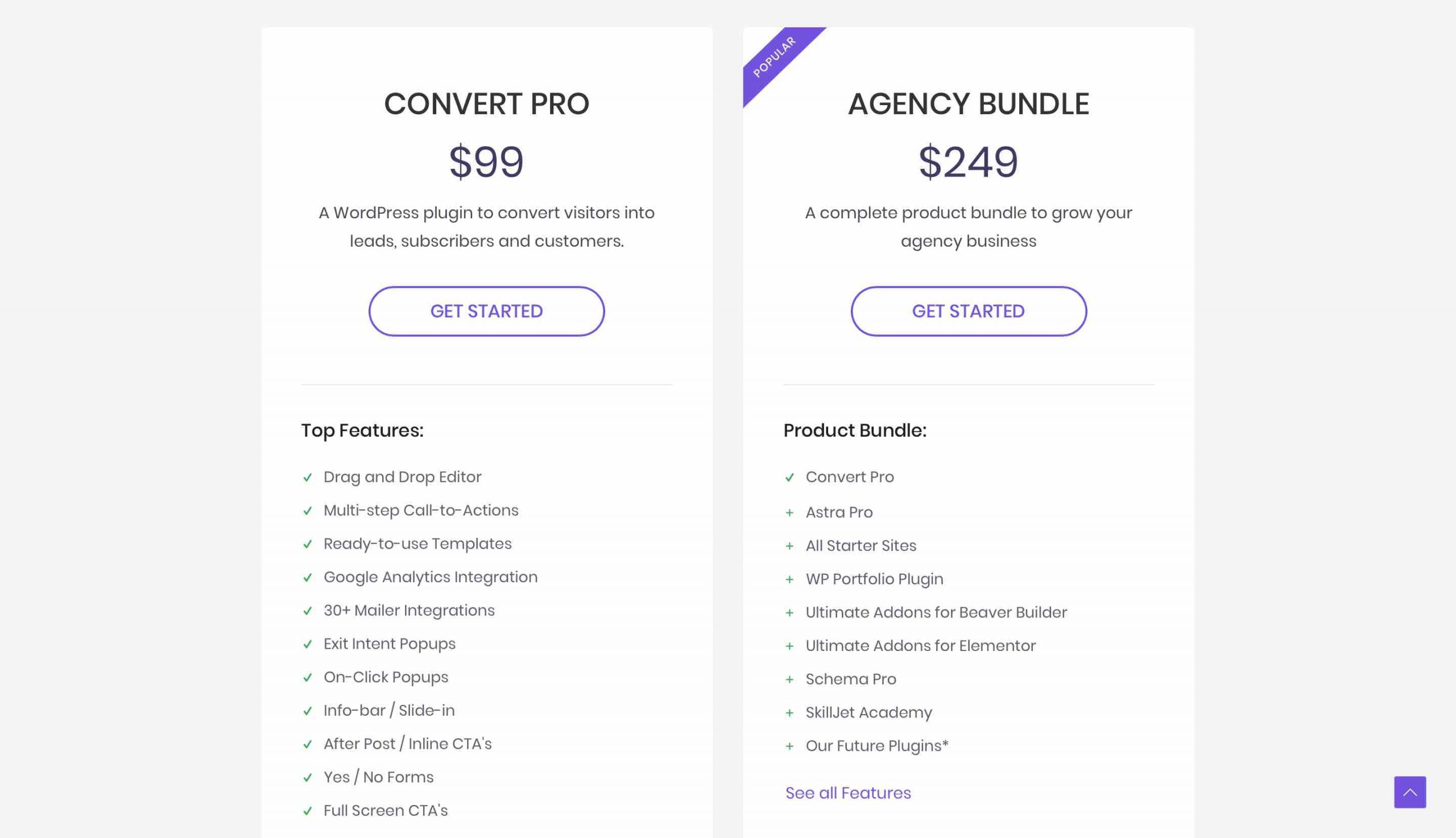Convert Pro Pricing - Black Friday Discount Coupon 2021
