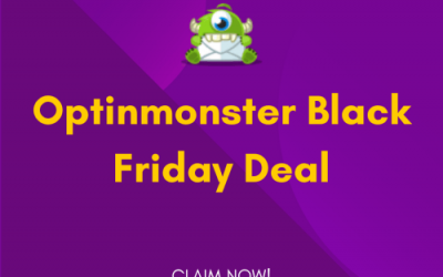 OptinMonster Black Friday Deal 2021: Get 60% OFF on All Plans [Verified]